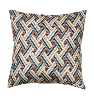 사선 꼬임 쿠션 Diagonal Twist Cushion