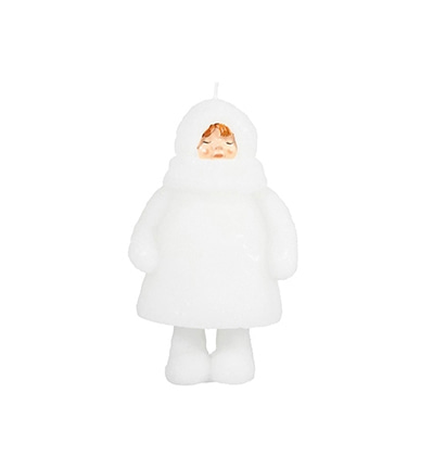 &KLEVERING Candle snow doll Closed eyes