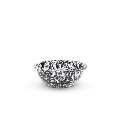 크로우캐년홈 시리얼 보울 CrowCanyonHome Cereal Bowl Black Marble