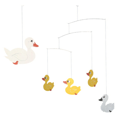 Flensted Mobiles Andersen The Ugly Duckling  플렌스테드 모빌 미운오리새끼