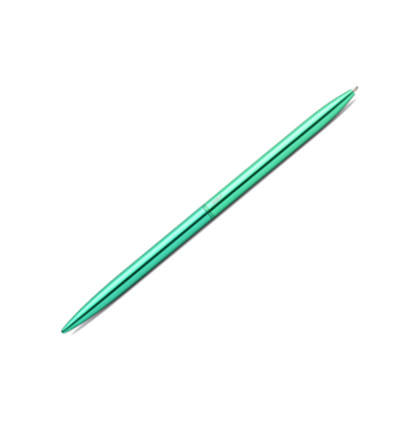 HAY Bullet Pen Metallic Green