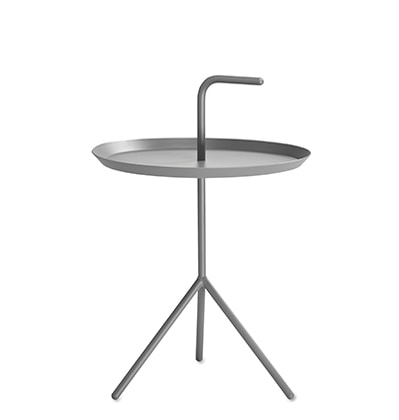헤이 사이드 테이블 HAY DLM Side table Small Grey