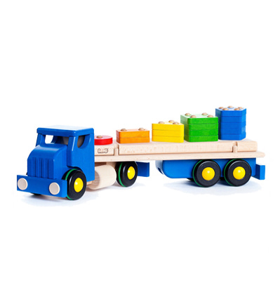 Bajo Truck PC Blue