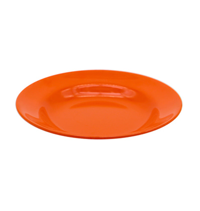 The Living Factory Retro Pasta Dish Orange 더리빙팩토리 파스타디쉬