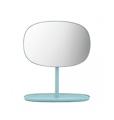 노만코펜하겐 플립 미러 Normann Copenhagen Flip Mirror Dusty Blue