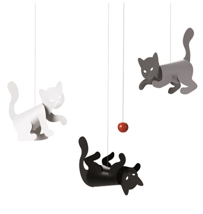 Flensted Mobiles Kitty Cats 플렌스테드 모빌 고양이