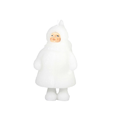 &KLEVERING Candle snow doll Open eyes