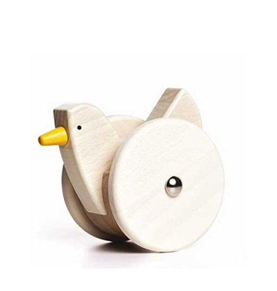 Bajo Wobbly Chicken Ivory