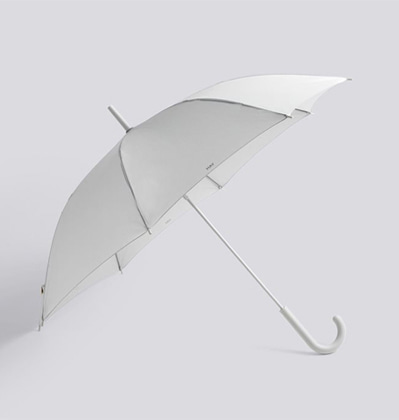 HAY Mono Umbrella Light gery