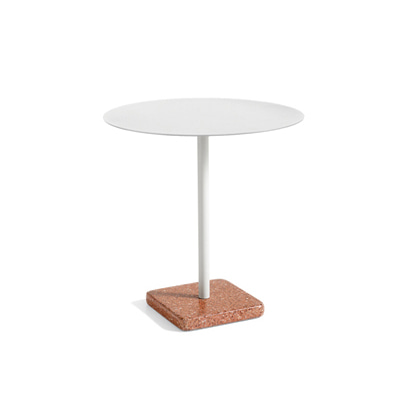 [Used Stuff] HAY Terrazzo table Round Top Light Grey