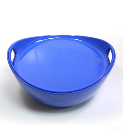 The Living Factory ONE2 - Noodle Bowl blue 더리빙팩토리 누들보울