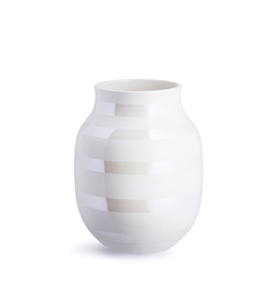 Kahler Omaggio Vase Pearl H200 케흘러 오마지오 베이스