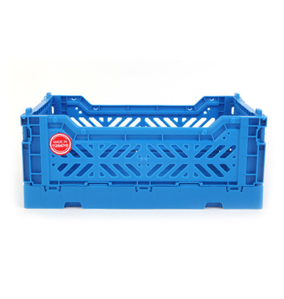 폴딩박스 아이까사 ay-kasa Folding Box Small Blue