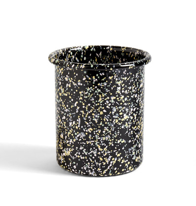 HAY Enamel Utnesil Holder Sprinkle black 헤이 애나멜 홀더 블랙