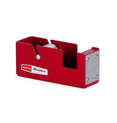 Penco Tape Dispenser Small Red 펜코 테이프 디스펜서