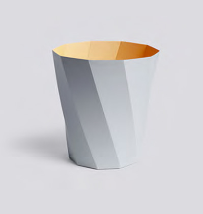 헤이 페이퍼 빈 HAY Paper Paper Bin Light grey