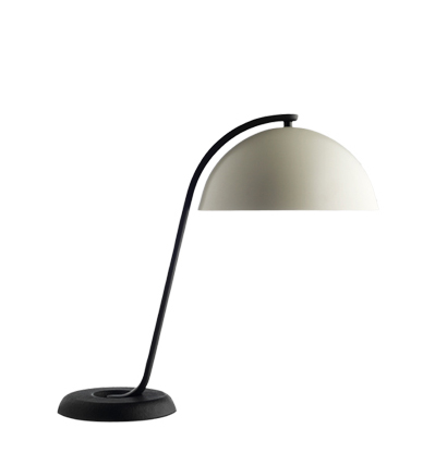 HAY Wrong.london Cloche table Lamp, White