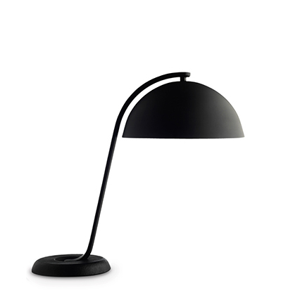 HAY Wrong.london Cloche table Lamp, Black