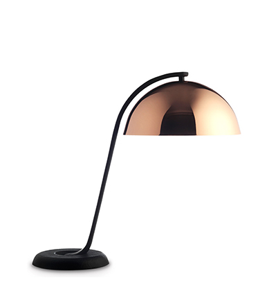 HAY Wrong.london Cloche table Lamp, Copper