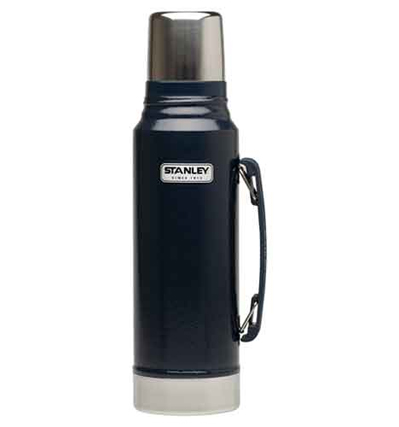 스탠리 클래식 보온병 Stanley Classic Vacuum Bottle 1000ml Navy