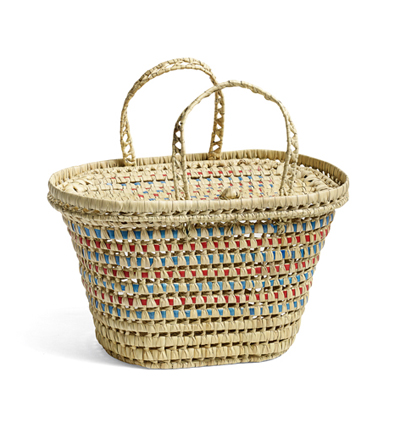 HAY Picnic Basket Color
