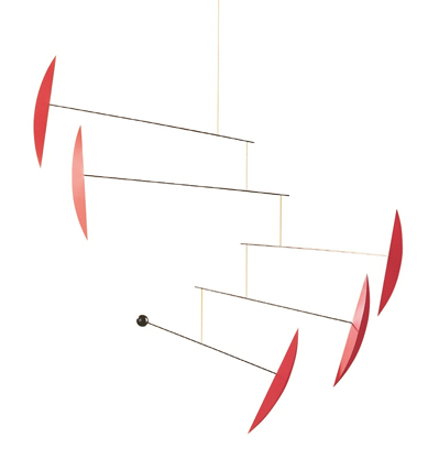 Flensted Mobiles Tango Red