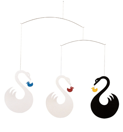 Flensted Mobiles Swan Fantasy