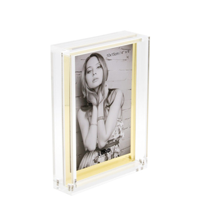 Lund london Gold Acrylic Frame 4x6