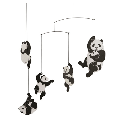Flensted Mobiles Panda